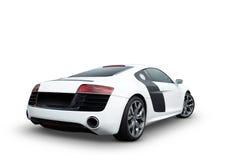 Voiture de sport du luxe R8 Audi Images stock