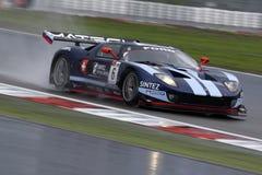 Voiture de sport, Ford GT Matech (la FIA GT) Photographie stock