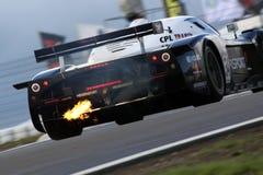 Voiture de sport, Maserati MC12 (la FIA GT) Photographie stock libre de droits