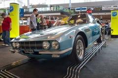 Voiture de sport Meccanica Maniero 4700 GT par Michelotti, 1967 Images stock