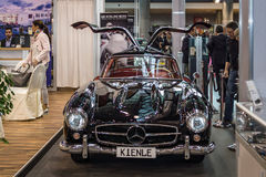 Voiture de sport Mercedes-Benz 300SL W198 Photo libre de droits