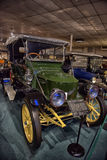 voiture de Stanley Steamer des années 10 Image stock