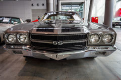 Voiture de taille moyenne Chevrolet Chevelle SS, 1970 Image stock