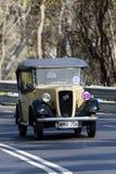 Voiture de tourisme 1937 d'Austin 7 Image stock