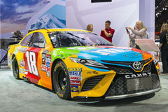 Voiture de Toyota Camry NASCAR Photographie stock