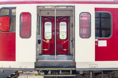 Voiture de train Image stock