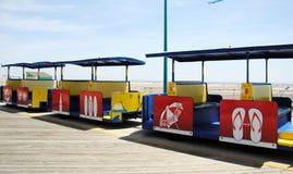 Voiture de tram de New Jersey de forêt vierge Photographie stock