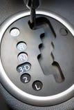 Voiture de transmission automatique Image stock