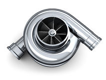 Voiture de turbine Photographie stock