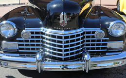 Voiture de vintage de Cadillac Image stock