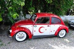 Voiture de Volkswagen Beetle Photographie stock