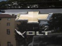 Voiture de volt de Chevrolet image libre de droits