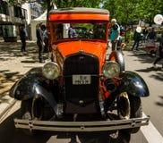 Voiture Ford Model de vintage une camionnette Photo libre de droits