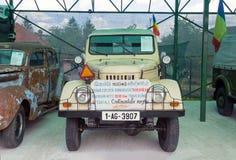 Voiture historique d'ARO M461 4x4 Images libres de droits
