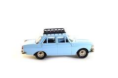 Voiture modèle de jouet collectable Image stock