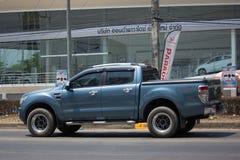 Voiture privée de collecte, Ford Ranger Image stock