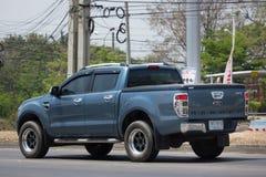 Voiture privée de collecte, Ford Ranger Image libre de droits