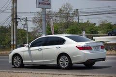 Voiture privée Honda Accord Photos libres de droits