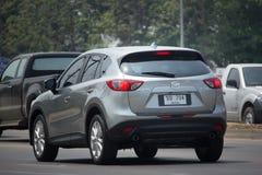 Voiture privée, Mazda CX-5, cx5 Photos libres de droits