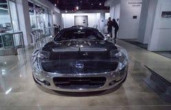 Voiture 2005 réfléchie de concept de Ford Shelby GR-1 image stock