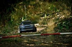 Voiture Subaru Impreza WRC de rassemblement de Rc Photo libre de droits