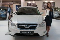 Voiture Subaru XV Photo stock