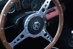 Voitures classiques automobiles classiques photographie stock