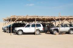 Voitures de safari Photos stock