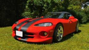 Voitures de sport, véhicules de Dodge Images stock