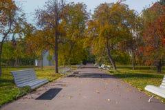Free Vojanovy Sady, Park, Prague, Czech Republic, Autumn 2 Stock Photography - 172039882