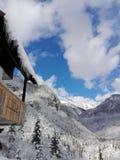 Voje Bohinj Slowenien Stockfoto