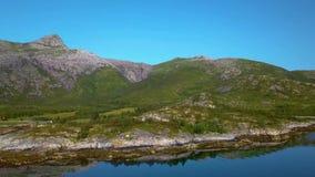 Vol au-dessus du fjord clips vidéos