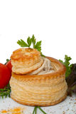 Vol au vent Stock Image