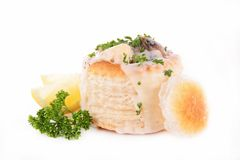 Vol au vent Royalty Free Stock Photos