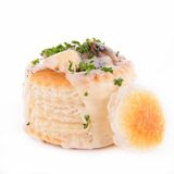 Vol au vent Royalty Free Stock Photo