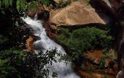 VOL. 1 b водопада Стоковое Изображение