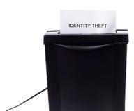 vol d'identité Images stock