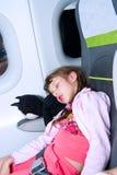 Vol de nuit Photographie stock libre de droits