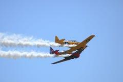 Vol de Phoenix - vol de formation Photos libres de droits