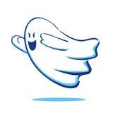 Vol Ghost illustration de vecteur