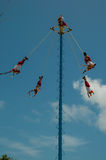 Voladores Images stock