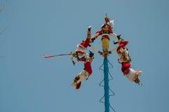 Voladores Imagen de archivo libre de regalías