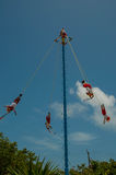 Voladores Royalty-vrije Stock Fotografie