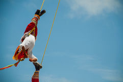 Voladores Royalty Free Stock Photos