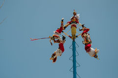 Voladores Royalty Free Stock Image