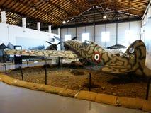 Volandia italian museum stock images