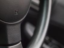 Volant de voiture Image stock