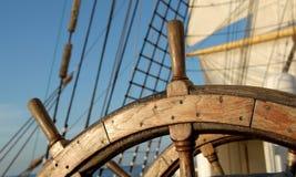 Volante de la nave Fotos de archivo libres de regalías
