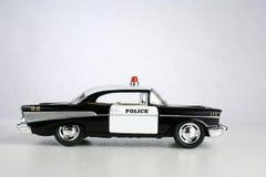 Volante della polizia Fotografia Stock Libera da Diritti