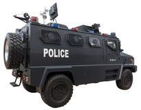 Volante della polizia dello SCHIAFFO Fotografie Stock